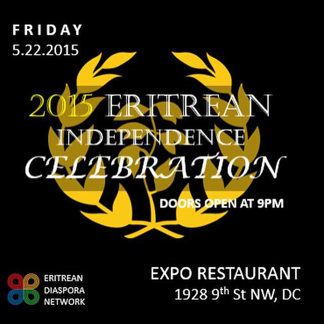 Eritrean Independence 2015 Celebrations