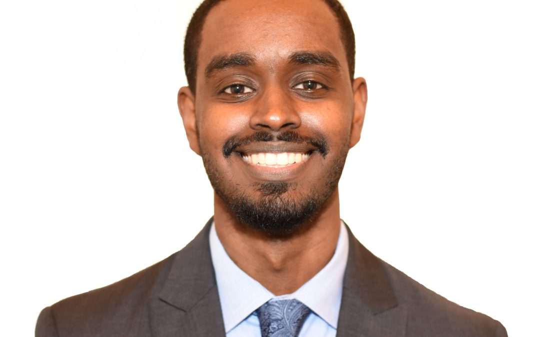 July 2016 Professional Spotlight: Dawit Woldemariam