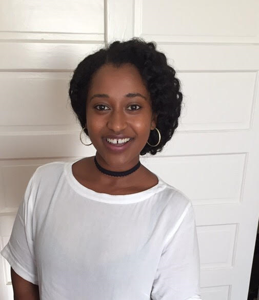 February 2017 Professional Spotlight: Saba Haile